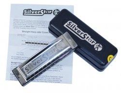Harmonijka ustna Hohner Silver Star - tonacja C