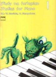 Etiudy na fortepian, z. 1 Sawicka Stępień