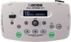 Boss VE-5 Wh procesor wokalowy