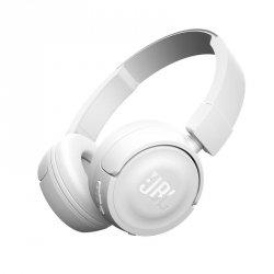 JBL T450BT Białe Słuchawki nauszne Bluetooth