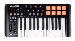 M-AUDIO OXYGEN 25 IV klawiatura sterująca USB/MIDI