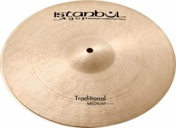 Istanbul Agop Traditional Medium Hi-Hat 14