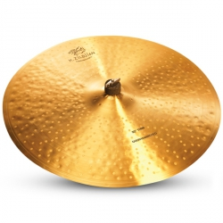 Zildjian K Constantinople Thin Ride Overhammered 22