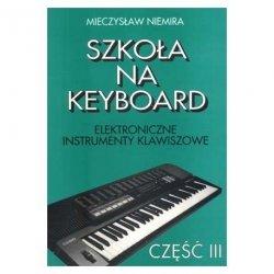 Gama, Szkoła na Keyboard cz 3 M. Niemira