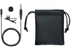 Shure Motiv MVL mikrofon typu lavalier do smartphona