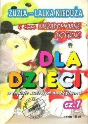 STUDIO BIS Zuzia Lalka Nieduża