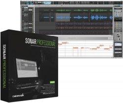 SONAR Professional - oprogramowanie DAW