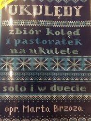 Absonic Ukulędy zbiór kolęd i pastorałek na ukulele