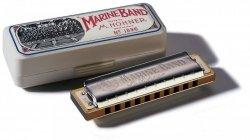 Harmonijka ustna Hohner Marine Band tonacja G