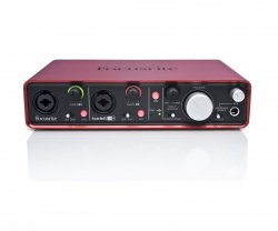 Focusrite Scarlett 2i4 interfejs audio USB