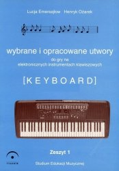 Fermata Wybrane utwory na keyboard cz 1