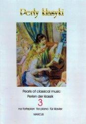 MARCUS Perły Klasyki 3 na fortepian