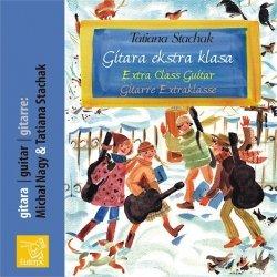 Gitara ekstra klasa - płyta CD Tatiana Stachak