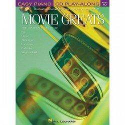 PWM Hal Leonard Easy Piano Movie Greats