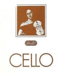 Presto Cello 3/4 4/4 wiolonczela komplet
