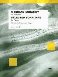Wybrane sonatiny 2 na fortepian      Jan Hoffman     Adam Rieger