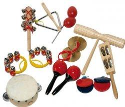 Ever Play LT10 zestaw edukacyjny perkusyjny
