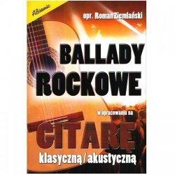 Absonic Ballady rockowe w opracowaniu na gitarę