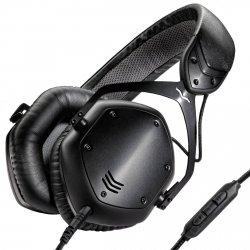 V-Moda Crossfade LP2 Black słuchawki przewodowe dla DJ