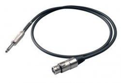Proel BULK200LU6 kabel mikrofonowy 6m