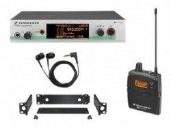 SENNHEISER EW 300 IEM G3 system monitoringu bezprzewodowewgo