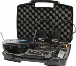 Novox 120 PT Zestaw mikrofonów bezprzewodowych nagłownych