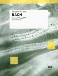 Małe preludia na fortepian   Johann Sebastian Bach