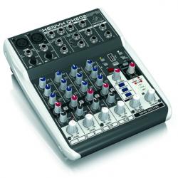 Behringer XQ602MP3 Mikser audio