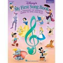 Hal Leonard Disney's My First Song Book vol.3