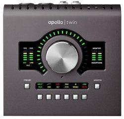 Universal Audio Apollo Twin MKII interfejs audio Thinderbolt