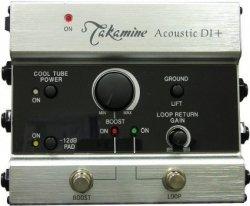 TAKAMINE DI PLUS 5 funkcyjny Di-Box akustyczn