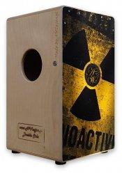 AW Cajon SP10B25DBR Radioactive cajon dwustronny