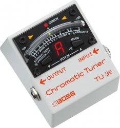 BOSS TU-3S Tuner chromatyczny podłogowy
