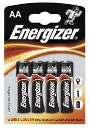 ENERGIZER LR 6 AA bateria paluszek 1,5V