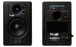 FLUID AUDIO F4 monitory aktywne