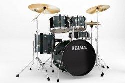 TAMA RHYTM MATE RM50YH6-BK perkusja komplet hardware blachy meinl