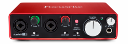 Focusrite Scarlett 2i2 2gen interfejs audio