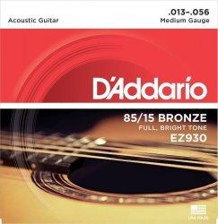 D'Addario EZ930 - 85/15 Bronze 13-56