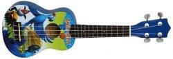 Ever Play UK21-20 26 ukulele sopranowe Angry Birds