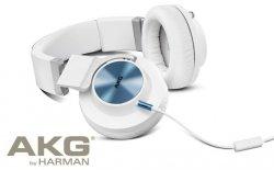 AKG K545 WH Słuchawki referencyjne nauszne