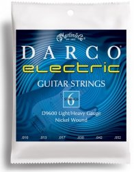 Darco D9600 struny do gitary elektrycznej 10-52
