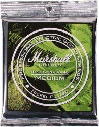 Marshall struny 10-46 medium do elektryka