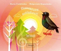 Triangiel Elementarz Solfeżowy - Podręcznik dla nauczyciela + CD