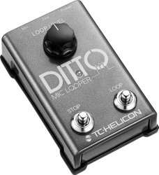 TC Helicon Ditto Mic Looper