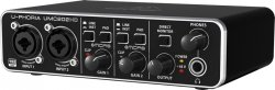 Behringer U-PHORIA UMC202HD interface