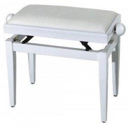 FX F900567 ława do pianina - biały wysoki połysk