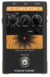 TC Helicon VoiceTone E1