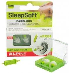 Alpine SleepSoft zatyczki do uszu stopery