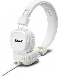 Marshall Major II słuchawki zamknięte białe