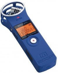 Zoom H1 Blue dyktafon + 2 Gb